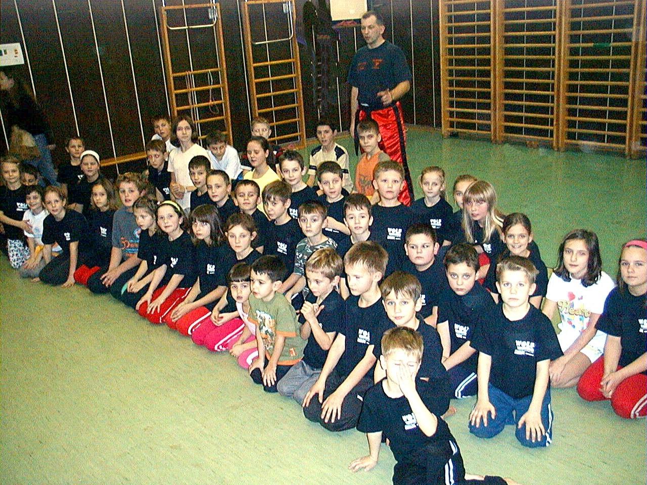 Škola Kickboxing