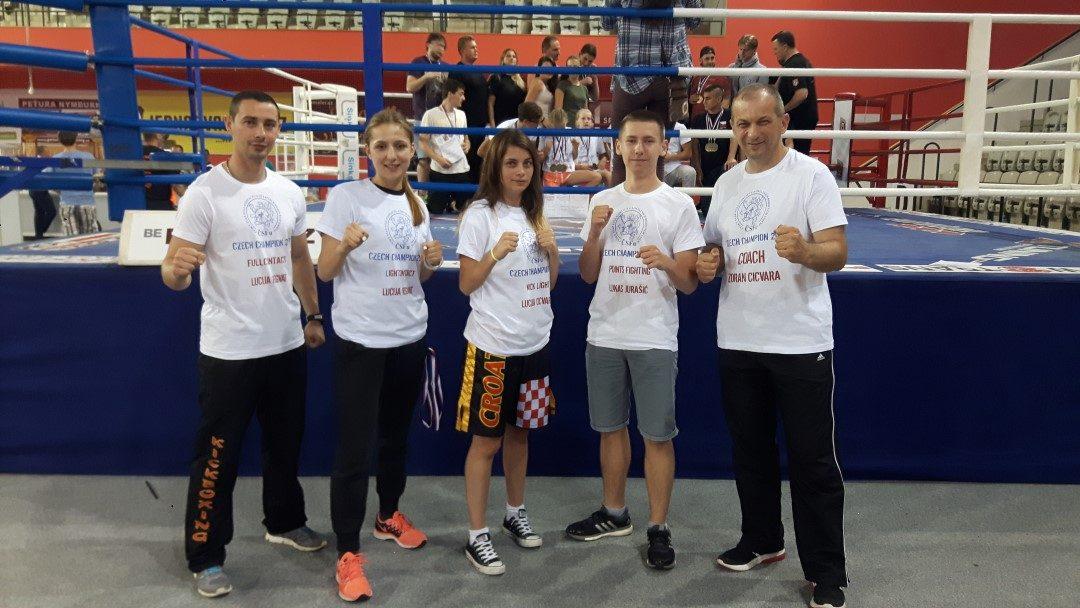 Otvoreno prvenstvo Češke u kickboxingu