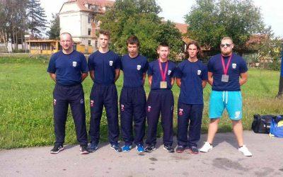 Europsko prvenstvo za kadete i juniore u Makedoniji