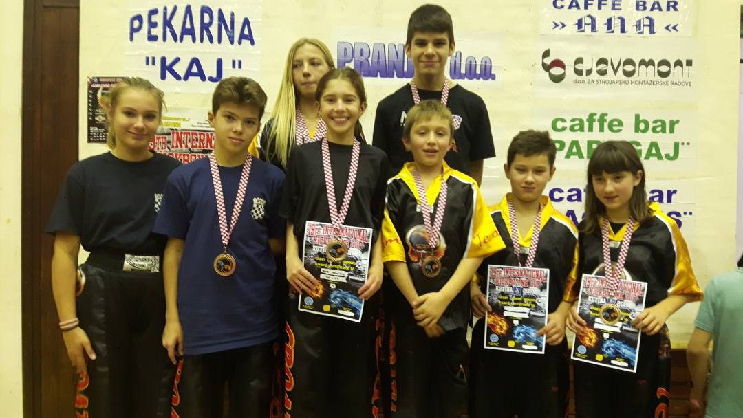 Međunarodni turnir u Kutini