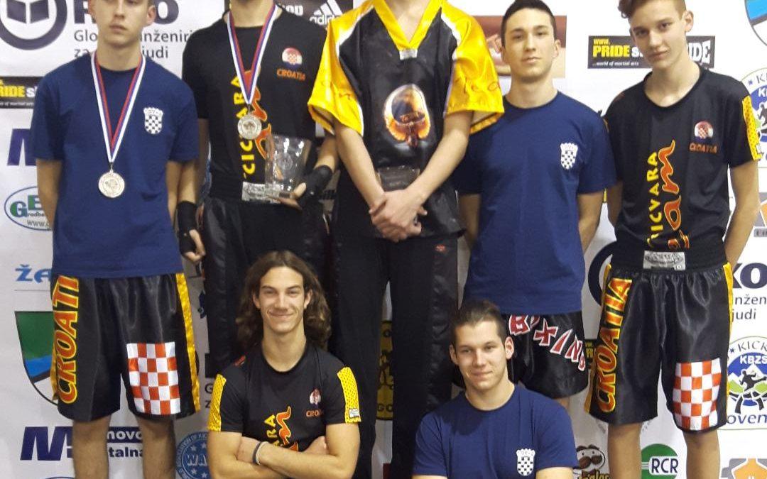 Slovenija Open, tradicionalni međunarodni turnir