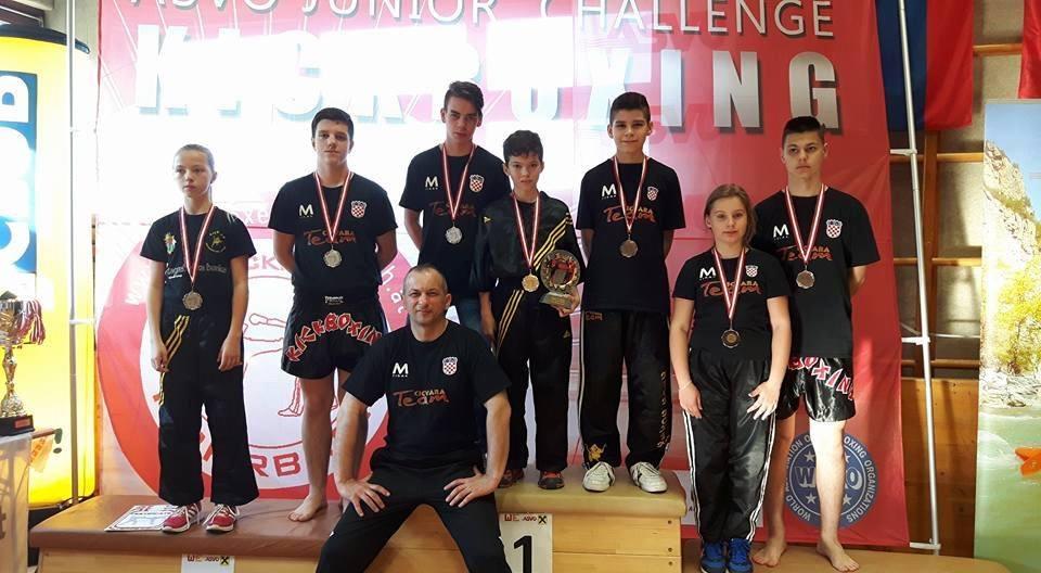 Austrija i Pula, međunarodni turniri