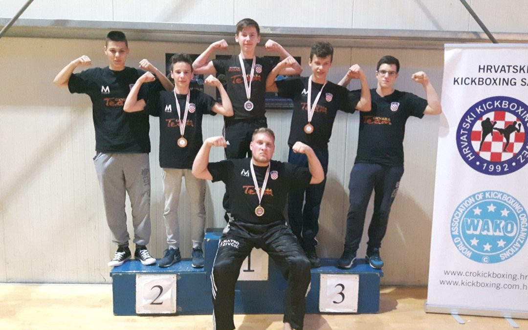 Hrvatsko prvenstvo za juniore i kadete