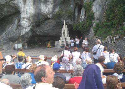 Mjesto ukazanja u Lourdesu