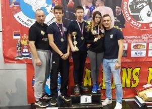 Balkan Best Fighters
