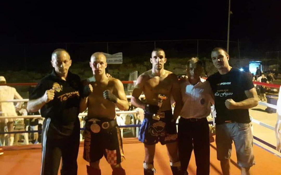 Robert Basara pobjedio K-1 prvaka Hrvatske, ostatak Tigrova spreman za Svjetsko prvenstvo u Kickboxingu