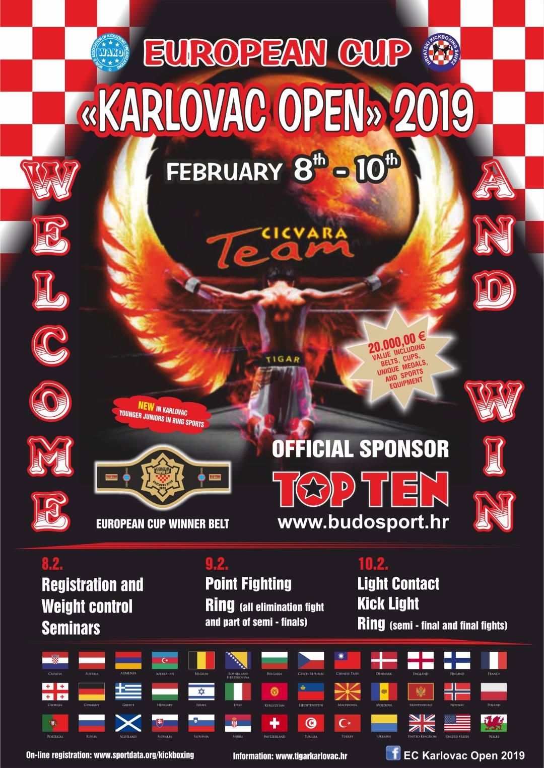 Karlovac Open 2018