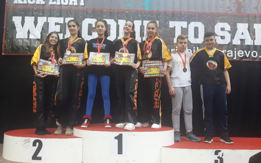 Tigrovi izvrsni na jakom međunarodnom turniru u Ilidži