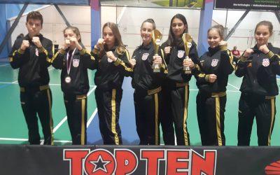 """Tigrovima dva srebra i jedna bronca na međunarodnom turniru u Pragu 2 Czech Open"""" 2019"""