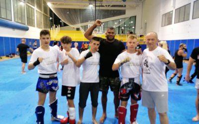 Karlovački Tigrovi odradili su pripreme za Svjetsko i Europsko prvenstvo u kickboxingu