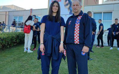 Lara Mihalić nastupa na seniorskom Svjetskom Prvenstvu